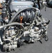 Контрактный двигатель L15A 2wd в сборе