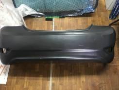 Задний бампер Hyundai Solaris 10-17