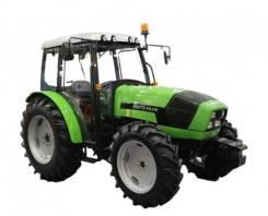 Deutz-Fahr. Немецкий трактор Deutz Fahr Agrolux 4.80 2016 года, 81,30л.с., В рассрочку. Под заказ