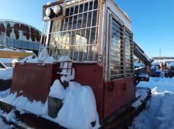 """АОМЗ Т-147. Трелевочный трактор """"Т-147"""", 130 л.с."""