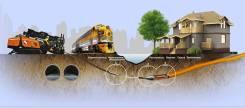 Услуги гнб прокола водопровод канализация газ