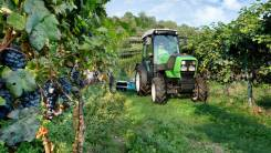 Deutz-Fahr. Немецкий трактор Agroplus 410 Deutz FAHR 2014 года, 85 л.с., В рассрочку. Под заказ