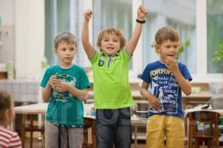 Частный детский сад «Дарина» во Владивостоке – Набор детей 4-5 лет