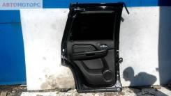 Дверь боковая задняя левая Cadillac Escalade 3 2007 внедорожник