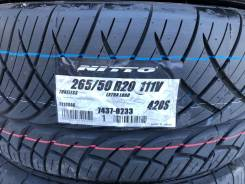 Nitto NT420S, 265/50R20 111V Made in Japan! Beznal s NDS! Terminal