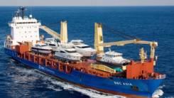 Морские Перевозки Насыпных, Опасных, Тяжеловесных грузов