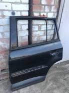 Дверь задняя левая Volkswagen Tiguan 07-
