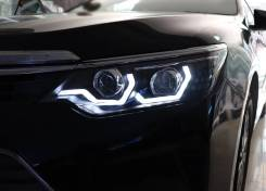 Тюнинг фары для Camry 50 и 55, стиль BMW