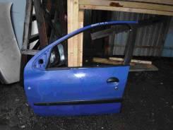 Дверь передняя левая Peugeot 206 1998-2012