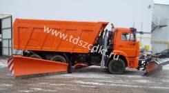 KDM. КДМ-7881.01 на самосвале КамАЗ-6520 (Комплектация № 17). Под заказ