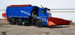 KDM. КДМ-7881.01 на самосвале КамАЗ-6520 (Комплектация № 18). Под заказ