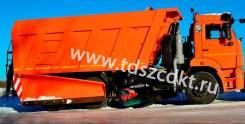 KDM. КДМ-7881.01 на самосвале КамАЗ-6520 (Комплектация № 21). Под заказ