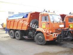 KDM ЭД-405В1. ЭД-405В1 на самосвале КамАЗ-6520 (Комплектация № 2). Под заказ