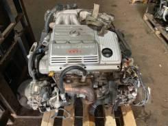 Двигатель тойота клюгер 3.0 1MZ-FE в сборе