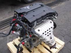Двигатель митсубиси аутлендер 2.4 4B12 в сборе