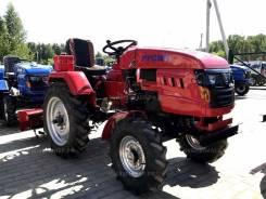 Чувашпиллер Русич Т-18. Мини-трактор Русич Т-18 ВОМ с трехточечной навесной системой, 18 л.с. Под заказ