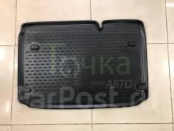 Коврик в багажник. Ford EcoSport, B515 DRAGON, DURATECHE, HXJD, IQJB