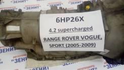 АКПП Range Rover 4.2 Бензин 6HP26X
