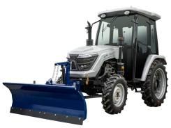 Скаут. Мини-трактор T-504С с кабиной +ПСМ, 50 л.с. Под заказ