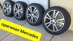 """245-45-19, оригинал Mercedes-Benz, в наличии. 8.0x19"""" 5x112.00 ET44 ЦО 66,6мм."""