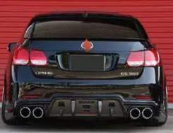 Бампер задний. Lexus Gs (Grs190) 2005 - 2011