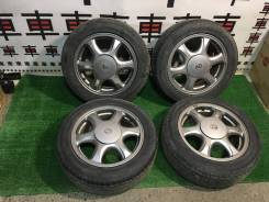 Комплект колес R16 Toyota Mark2 90 tourer одноширокие #9080
