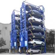 Вертикальная парковка, Смарт (Smart Parking)
