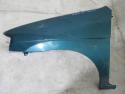 Крыло переднее левое Mazda Demio DW3W, DW5W 1 модель дорестайлинг