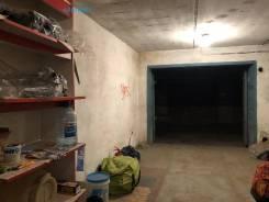 Гаражи капитальные. улица Жигура 54, р-н Третья рабочая, 20,4кв.м., электричество. Вид изнутри