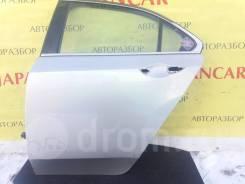 Дверь задняя, левая, цвет- NH743M, Honda Accord 8, CU2, CU1