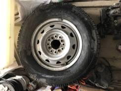 Колеса с шинами 2шт. Yokohama 165/80 R13 4x100/ 4x110 зима