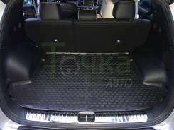 Модельный штатный коврик в багажник для Kia Sportage с 2016