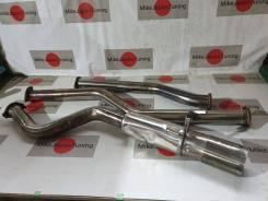 Глушитель. Toyota Mark II, JZX110