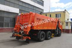 KDM ЭД-405В1. ЭД-405В1 на самосвале КамАЗ-6520 (Комплектация № 3). Под заказ
