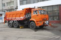 KDM ЭД-405В1. ЭД-405В1 на самосвале КамАЗ-6520 (Комплектация № 4). Под заказ
