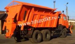 KDM. КДМ-650-03 на самосвале КамАЗ-65115 (Комплектация № 1). Под заказ