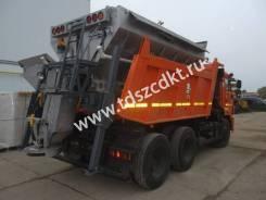 KDM. КДМ-7881.02 на самосвале КамАЗ-65115 (Комплектация № 3). Под заказ