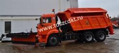 KDM. КДМ-7881.02 на самосвале КамАЗ-65115 (Комплектация № 5). Под заказ