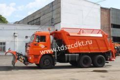 KDM. КДМ ЭД-405А1 на самосвале КамАЗ-65115 (Комплектация № 4). Под заказ