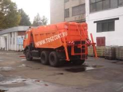 KDM. КДМ ЭД-405А1 на самосвале КамАЗ-65115 (Комплектация № 6). Под заказ