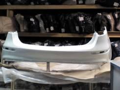 Бампер задний kia rio 15 цвет белый pgu