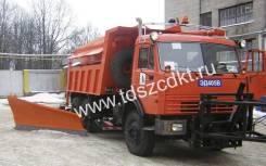 KDM ЭД-405В. КДМ ЭД-405В на самосвале КамАЗ-65115 (Комплектация № 5). Под заказ