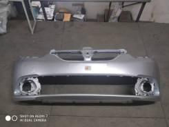 Бампер Renault Logan, Sandero 14-18 г. в. серебро, новый.