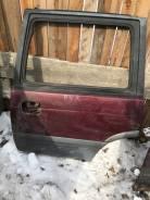 Дверь Mitsubishi RVR N11W левая задняя