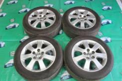 Диски Toyota JZX110 Mark II R16 6.5J +50 на на резине Bridgestone