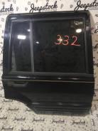 Дверь задняя правая (черная) рестайлинг Jeep Grand Cherokee ZG-ZJ
