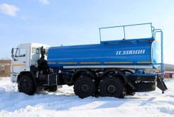 КамАЗ 43118 Сайгак. Автоцистерна для перевозки техводы на шасси КамАЗ 43118, 11 762куб. см.
