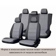 Чехлы сиденья CHEVROLET NIVA c 2002-2014 SUV Жаккард 12 предм. SKYWAY Черный/Темно-серый SKYWAY Ch12