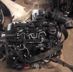 Двигатель контрактный CFF 2.0 TDI Volkswagen