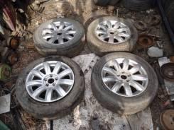 Четыре колеса Nissan Maxima A33 R 17